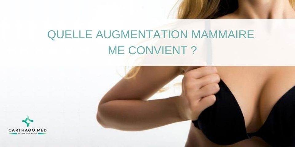 Augmentation mammaires solutions